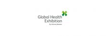 Global Health 2021 Exhibition - Saudi Arabia logo