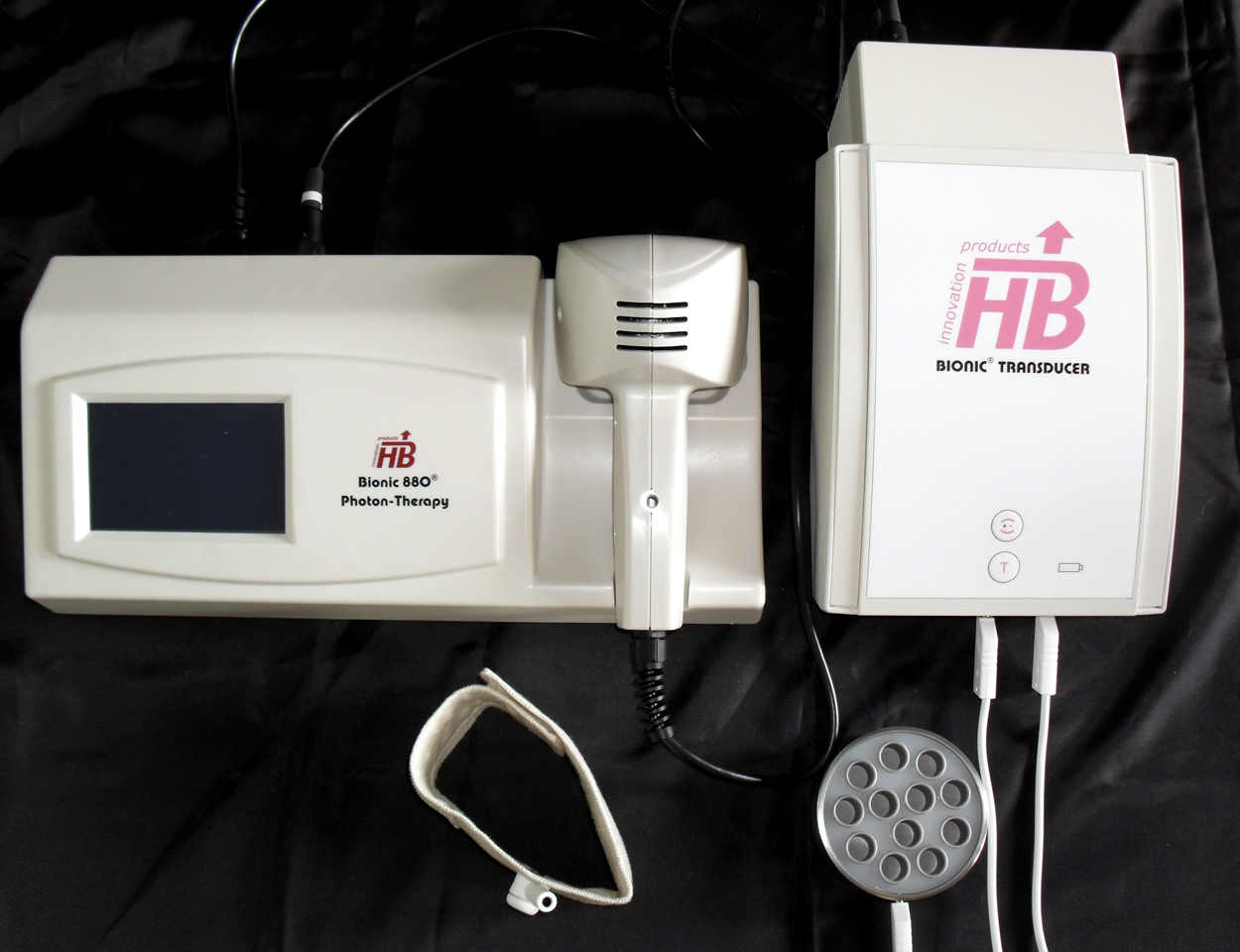 Bionic 880 - The Original of Photon Therapy