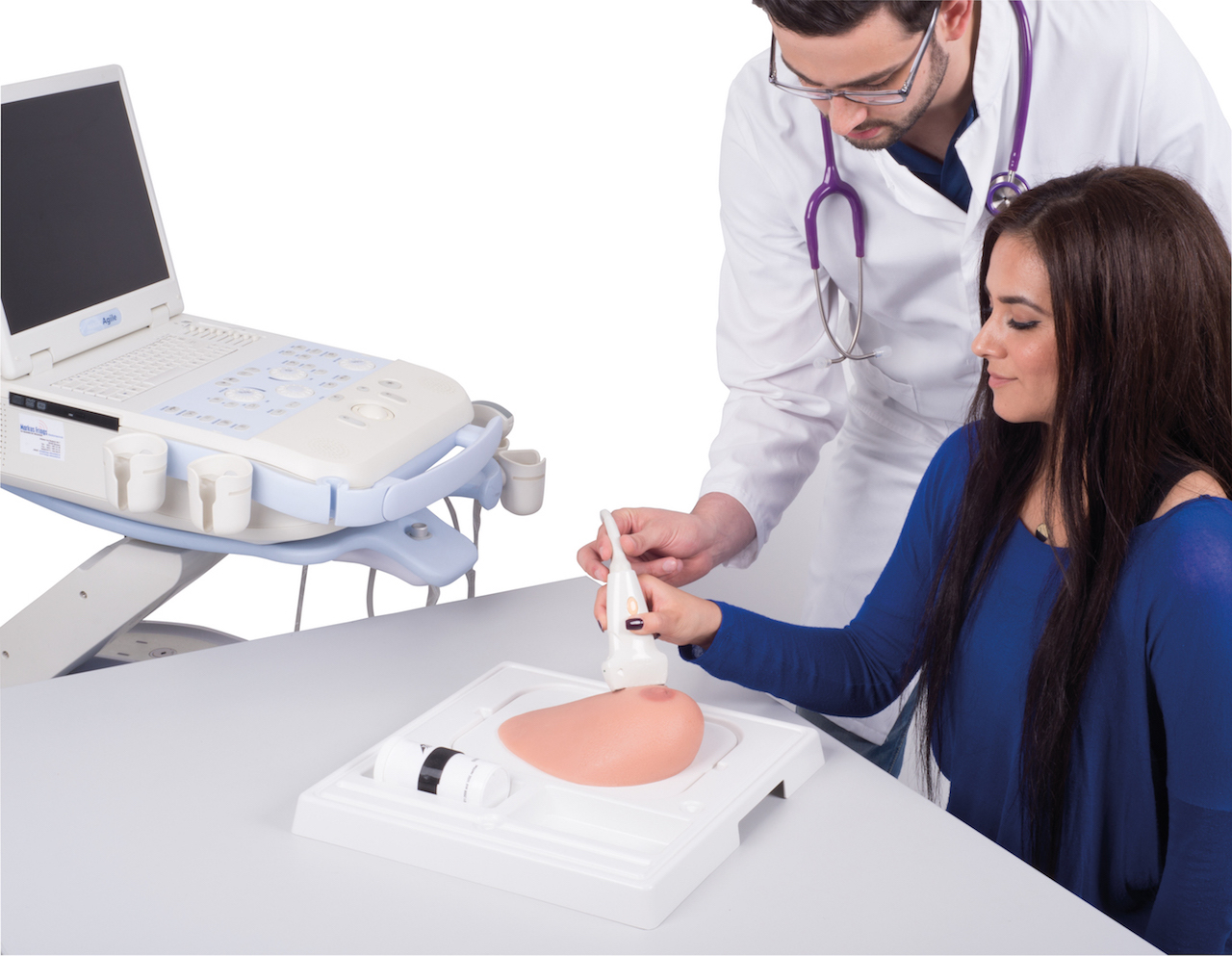 SONOtrain™ Breast model with cysts